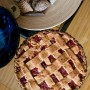 Haw berry kumquat pie 