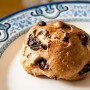Hot cross buns, haw berry style