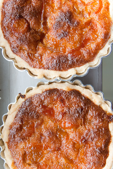 kumquat tart