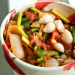 cooked maoerduo noodles