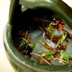 liangfen in clay pot