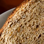 Five-grain multigrain sourdough from Hamelman